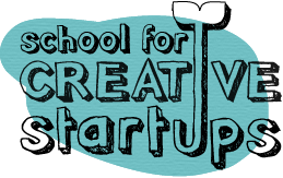 School for Creative Startups Logo