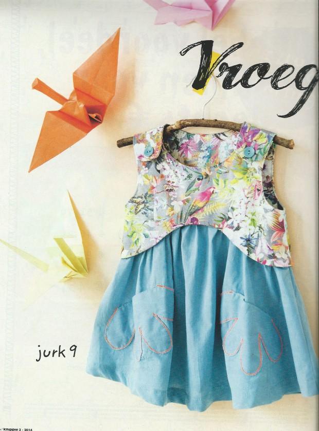 Knippie, Childrenswear, Girl's dress, 09-03-2014