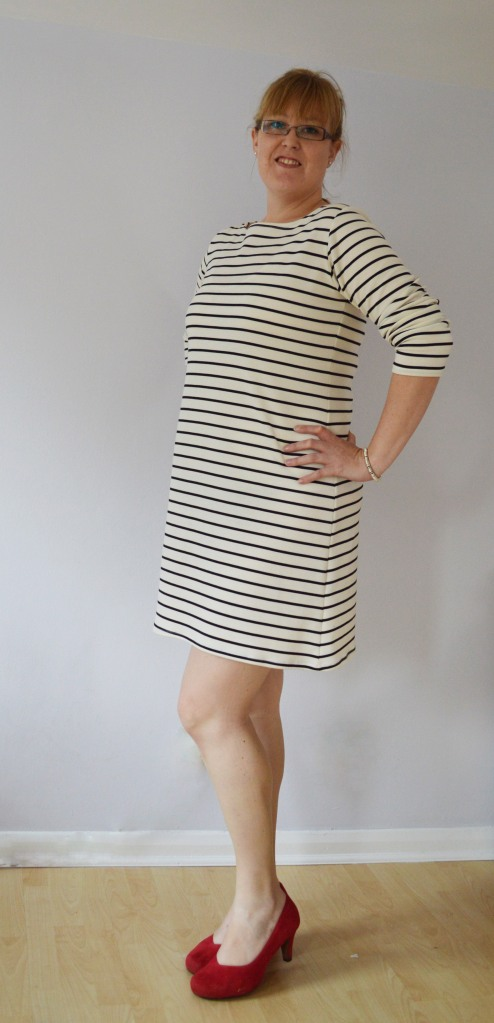 Stripey Tilly Coco Dress