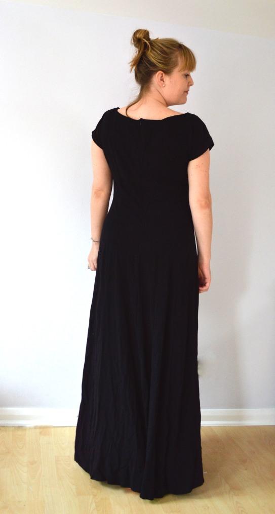 By Hand London Anna Maxi dress