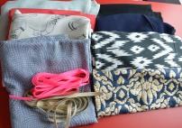 Paris Blogger Trip, Fabric