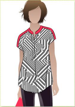Style Arc, Maggie Shirt