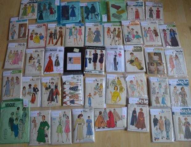 Pattern Sale, Instagram Sale, vintage sewing patterns