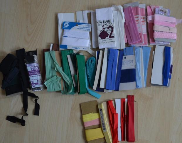 Instagram sale, #Freyasflashsale, vintage bias binding