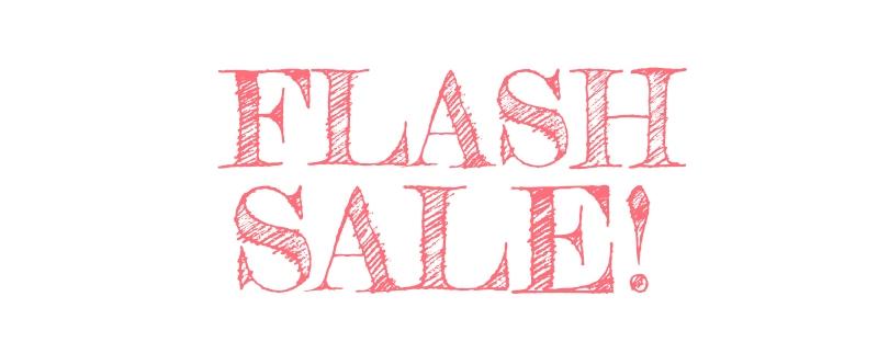 Instagram Flash Sale, Elise Patterns