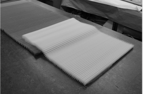 Ciment Pleating, Haberdashery and Tailoring supplies London