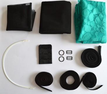 Elise Patterns, Make your own bra kit, brasewing, howtomakebras