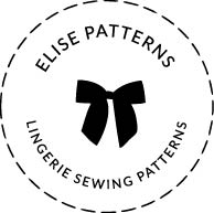 Elise Patterns, UK Bra making supplies, lingerie sewing patterns